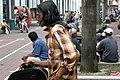 Kuala Lumpur, Malaysia, Street musician near Medan Pasar.jpg