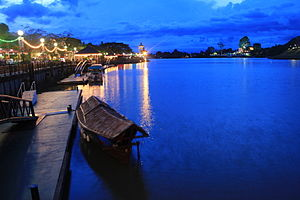 Kuching Water Transportation