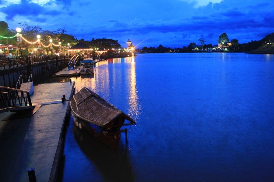 Kuching Water Transportation