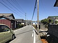 Kumamoto Prefectural Road No.149 near Akamizu Station 4.jpg