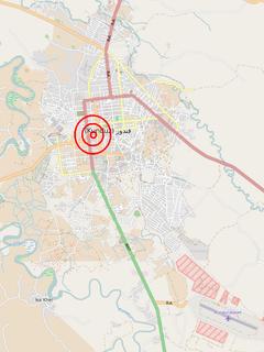 Kunduz hospital airstrike bombing in Kundus