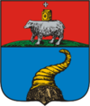Coat of arms of کونقور