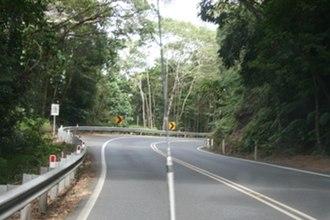 Kuranda Range road - Kuranda Range Road