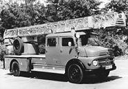 Kurzhauber-Fahrgestell LF 322