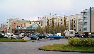 Nokia, Finland - Spa hotel Rantasipi Eden in Nokia