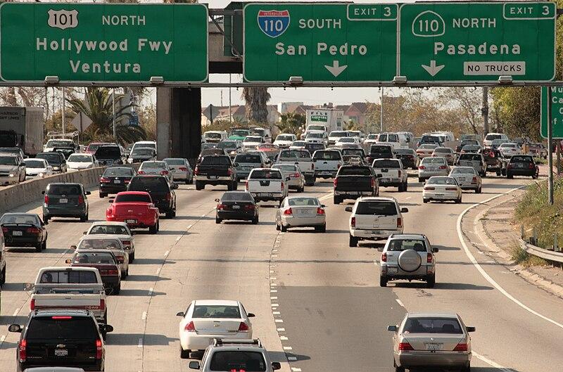 File:LA freeway 2009.jpg