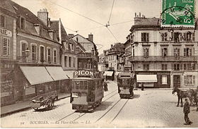 Image illustrative de l'article Tramway de Bourges
