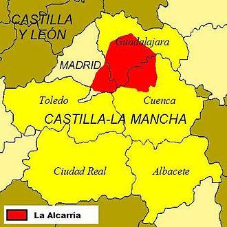 La Alcarria - Image: La Alcarria