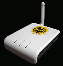 Wireless Router: La Fonera