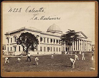 La Martiniere Calcutta Private school in Kolkata, West Bengal, India