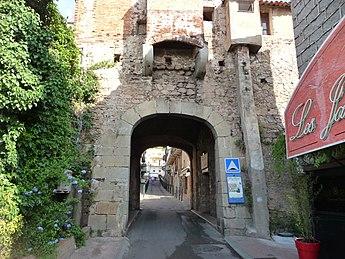 La Porte Génoise , Porto-Vecchio, corse - panoramio.jpg