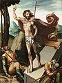 La Resurrección, de Luis de Morales (Museo del Prado).jpg