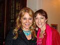 La distinguida corresponsal Karen Marón en el Club Libanés homenajeada como Personalidad Destacada en el Periodismo y la Cultura de la Ciudad Autónoma de Buenos Aires.jpg