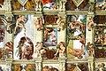 La volta della Cappella Sistina (Michelangelo Buonarroti 1508-1512) - panoramio.jpg