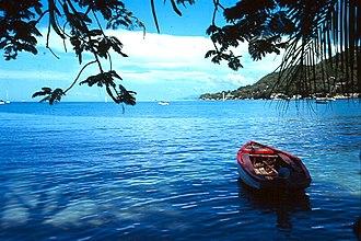 Labadee - Labadee beach, close to Cap-Haïtien