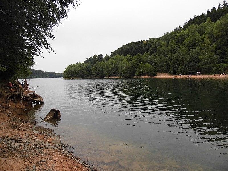 Lac de Pierre Percée