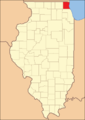 Lake County Illinois 1839.png