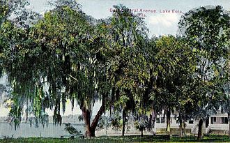Orlando, Florida - Lake Eola in 1911