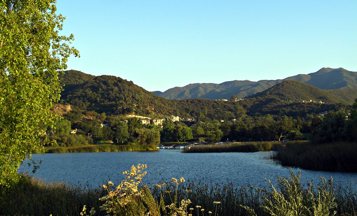 Lake Sherwood, Califor...