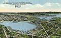 Lake Union, Union Bay and Lake Washington, looking north, ca 1912 (SEATTLE 2006).jpg