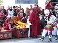 Lama Zopa à Kopan en 2010 2.jpg