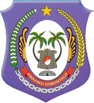 Provinces of Indonesia - Image: Lambang propinsi gorontalo