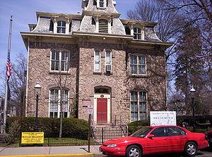 Lambertville, New Jersey - Image: Lambertville, New Jersey City Hall