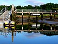 Landing Stage, Beaulieu River - geograph.org.uk - 1350938.jpg