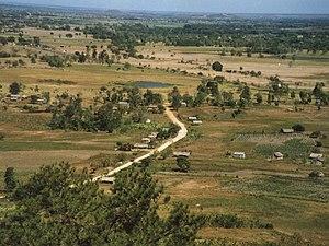 Dajabón Province - Landscape of Dajabón