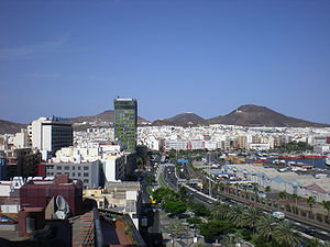 Las Palmas North East
