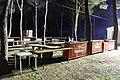 Las barras se preparan para el día de la Romería (23-4-2011) - panoramio.jpg