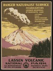 affiches de la Works Projects Administration pour le National Park Service
