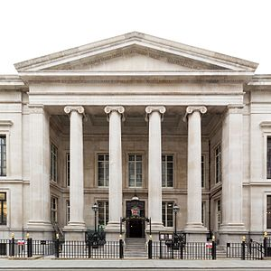 Law Society of England and Wales - Headquarters of the Law Society on Chancery Lane, London
