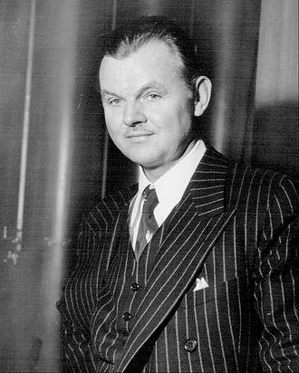 Lawrence Tibbett - Tibbett in 1943