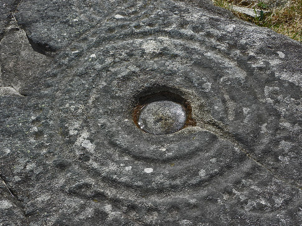 Laxe das Rodas (Louro, Muros, Galiza)
