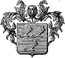 Lazare-295-Guillaume Pisdoé-coat of arms.jpg