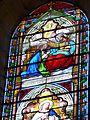 Le Bugue église vitraux Vierge Marie détail.JPG