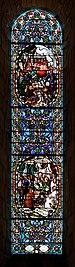 Le Buisson-de-Cadouin - Abbaye de Cadouin - Vitraux de l'église abbatiale - PA00082415 - 016.jpg