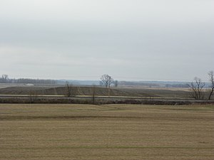 Le Grand Champ Bottom - Image: Le Grand Champ Bottoms, Ste. Genevieve County, Missouri, Indian Mound 2