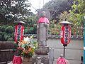 """Le Temple Bouddhiste Kegon-ji - Le jizô """"Kôfuku-Jizô-bosatsu"""".jpg"""