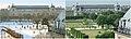 Le jardin des Tuileries, 4 mois plus tard, janvier et mai 2009.jpg