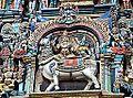 Le temple de Meenakshi (Madurai, Inde) (13828991615).jpg
