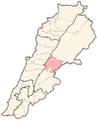 Lebanon districts Zahleh.png