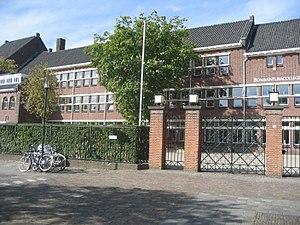 Bonaventure College (Netherlands) -  Mariënpoelstraat