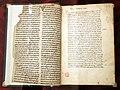 Leonardo bruni, traduzione della epistola ad athenienses dello pseudo eschine-, firenze 1475-1500 ca. (bml, pluteo 90 sup. 61).jpg