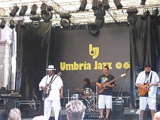 Umbria Jazz Festival - A live concert at Umbria Jazz 2006.