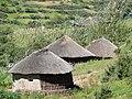 Lesotho - Thatch hut village.jpg