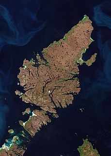 Lewis and Harris largest island in Scotland, part of the Outer Hebrides