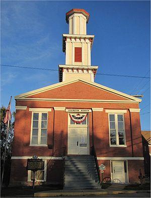 Lexington, Missouri - Lexington Historical Museum