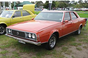 Automotive industry in Australia - British Leyland's Australian subsidiary produced the Leyland P76 from 1973 to 1975